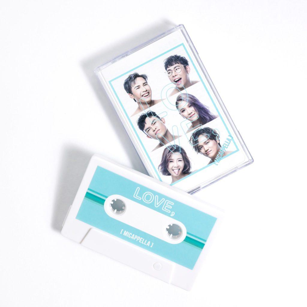 Love, MICappella EP (USB Drive)